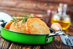 Vegetarisk sund maträtt royaltyfria bilder