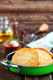 Vegetarisk sund maträtt royaltyfri fotografi