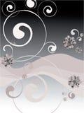 Vegetatief ornament Stock Afbeeldingen