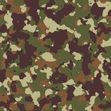Vegetato seamless camo. Pattern texture Stock Photo
