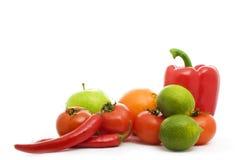 Vegeterian Background Stock Photo