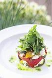 Vegeterian salad Royalty Free Stock Photos
