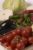 veggie корзины Стоковое Фото