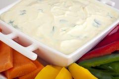 Veggie Appetizer Stock Images