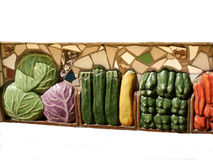 Veggie art Royalty Free Stock Photography