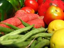 Veggie Background Stock Images