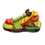 Veggie boot. Stock Photography