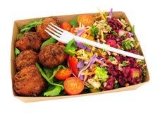 Veggie-Buddha-Salat lizenzfreie stockfotos