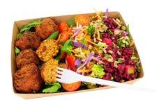 Veggie-Buddha-Salat stockfotos