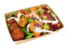 Veggie-Buddha-Salat stockfotografie