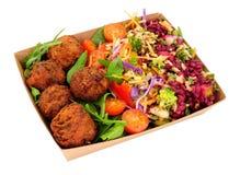Veggie-Buddha-Salat lizenzfreie stockfotografie