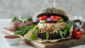 Veggie Burger, Food, Dish, Hamburger