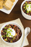 Veggie Chili Royalty Free Stock Photos