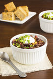 Veggie Chili Royalty Free Stock Photography