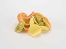 Veggie-Chips lizenzfreies stockbild