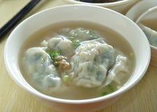 Veggie dumpling Royalty Free Stock Images
