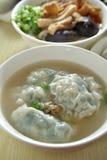 Veggie dumpling Royalty Free Stock Photography