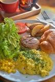 Veggie-Frühstück stockbilder