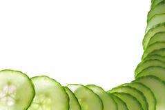Veggie frame Stock Image