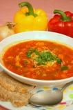 Veggie Soup Stock Photos
