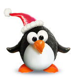 VeggieFruit Christmas Penguin Stock Images
