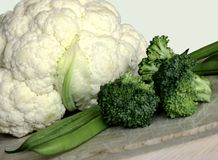 Veggies Stock Photography