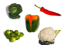 veggies Stockbilder