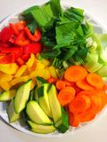 veggies royaltyfria foton