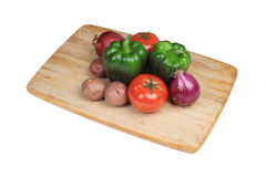 Veggies Assorted Foto de Stock Royalty Free