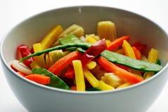 Veggies Colourful Immagini Stock Libere da Diritti