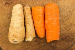 veggies korzeniowa zima Obraz Royalty Free