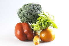 Veggies Royalty Free Stock Images