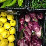 Veggies vibrants Photo libre de droits