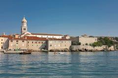 Veglia, croatia Foto de Stock Royalty Free