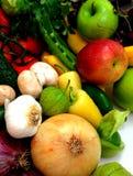 Vegtables en Fruit Stock Fotografie