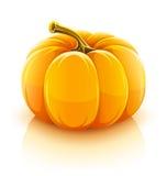 Vehículo anaranjado de la calabaza Imagen de archivo libre de regalías