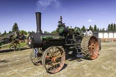 Vehículo corriente de la granja del vintage Foto de archivo