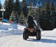 Vehículo de ATV Fotografía de archivo