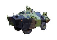 Vehículo de ejército Imagen de archivo libre de regalías