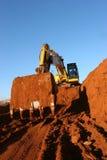 Vehículo de la construcción Foto de archivo libre de regalías