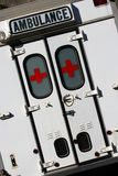 Vehículo de la emergencia Imagen de archivo