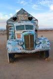 Vehículo de la montaña de la salvación Foto de archivo libre de regalías