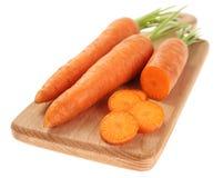 Vehículo de la zanahoria Fotos de archivo