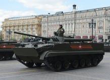 Vehículo de lucha BMP-3 de la infantería Fotografía de archivo libre de regalías