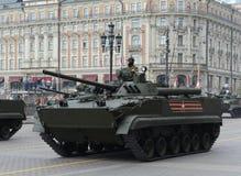 Vehículo de lucha BMP-3 de la infantería Imágenes de archivo libres de regalías