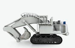 Vehículo del motor de la tierra Fotos de archivo libres de regalías