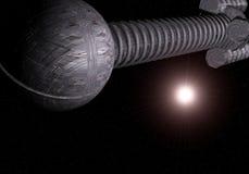 Vehículo espacial Fotografía de archivo