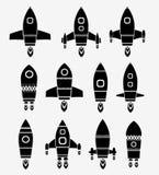 Vehículo espacial Foto de archivo libre de regalías