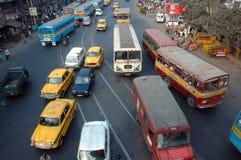 Vehículo indio Imagen de archivo