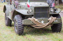 Vehículo militar Imagen de archivo